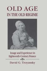 Old Age in the Old Regime