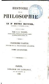 Histoire de la philosophie, 4