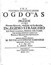Thesium historicarum ogdoas