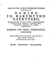 Introductio in libros ecclesiae lutherianae symbolicos observationibus historicis et theologicis illustrata