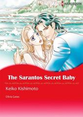 The Sarantos Secret Baby: Harlequin Comics