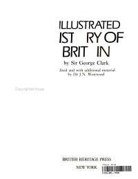 The Illustrated History of Britain