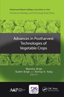 Advances in Postharvest Technologies of Vegetable Crops PDF
