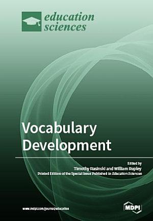 Vocabulary Development PDF