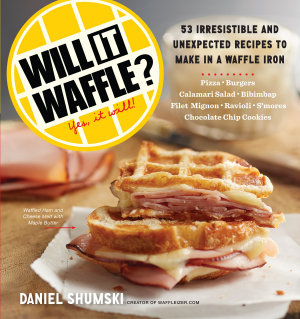 Will It Waffle  Book