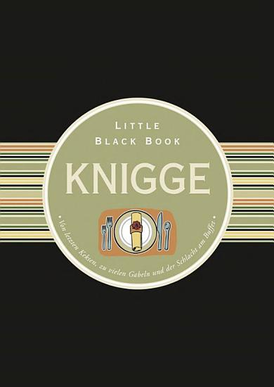 Das Little Black Book Knigge PDF