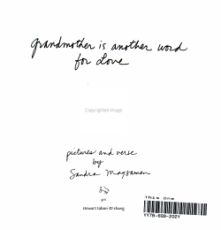Grandmother Is Another Word for Love PDF