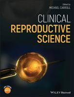 Clinical Reproductive Science PDF