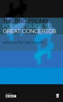 The BBC Proms Pocket Guide to Great Concertos PDF