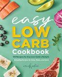Low Carb Cookbook