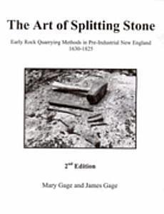 The Art of Splitting Stone Book