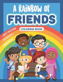 A Rainbow of Friends Coloring Book