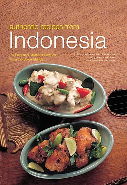 Download Authentic Recipes from Indonesia Book