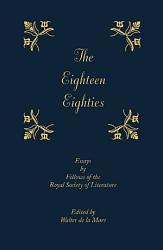 The Eighteen Eighties Book PDF