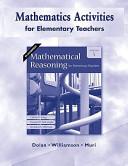 Mathematics Activities For Elementary Teachers To Accompany Mathematical Reasoning For Elementary Teachers Book PDF