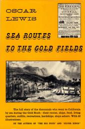 Sea Routes to the Gold Fields