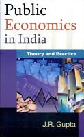 Public Economics In IndiaTheory And Practice PDF