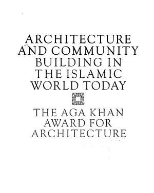 Architecture and Community PDF