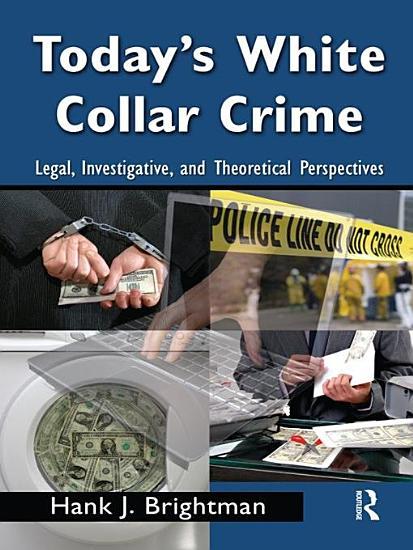 Today s White Collar Crime PDF