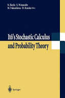 It     s Stochastic Calculus and Probability Theory PDF