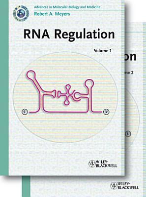 RNA Regulation  2 Volume Set