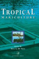 Tropical Mariculture PDF
