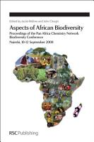 Aspects of African Biodiversity PDF