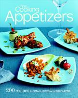 Fine Cooking Appetizers PDF