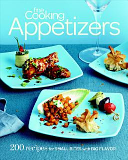 Fine Cooking Appetizers Book