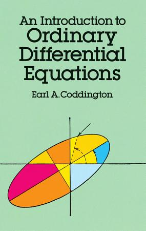 An Introduction to Ordinary Differential Equations PDF
