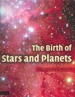The Birth of Stars and Planets PDF