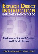 Explicit Direct Instruction (EDI) Implementation Guide