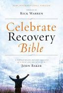 Niv Celebrate Recovery Bible PDF