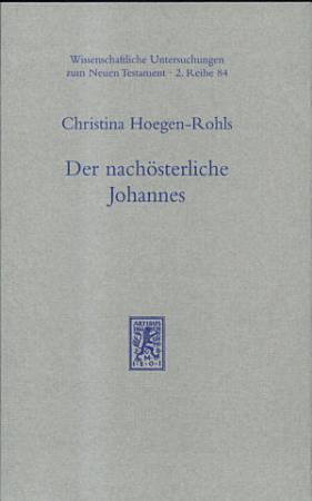 Der nach  sterliche Johannes PDF