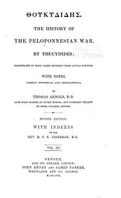The history of the Peloponnesian War: Volume 3