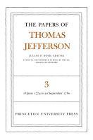 The Papers of Thomas Jefferson  Volume 3 PDF