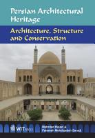 Persian Architectural Heritage PDF