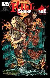 Kill Shakespeare: The Mask of Night #3