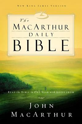 NKJV  The MacArthur Daily Bible  eBook