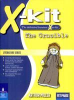 X kit Lit Series Fet the Crucible PDF