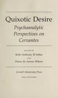 Quixotic Desire PDF