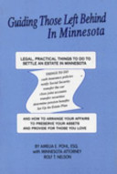 Guiding Those Left Behind in Minnesota