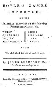 Hoyle's Games Improved ... By James Beaufort