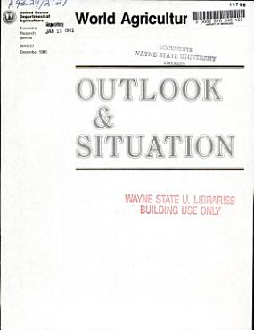 World Agriculture Outlook   Situation PDF