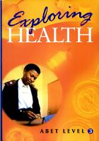 Integrated Science and Technology  Exploring Health PDF