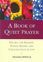 A Book of Quiet Prayer PDF