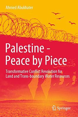 Palestine   Peace by Piece