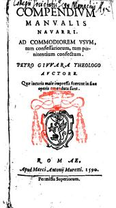 Compendium Manualis Navarri ...