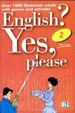 English? Yes please 2. Book.