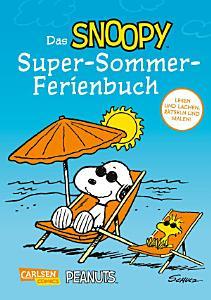 Das Snoopy Super Sommer Ferienbuch PDF